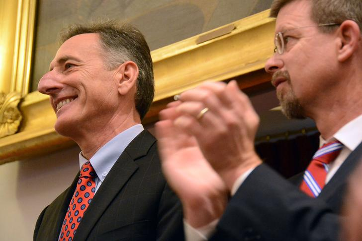 Analysis: Shumlin Needs Support Of Centrists, Environmentalists