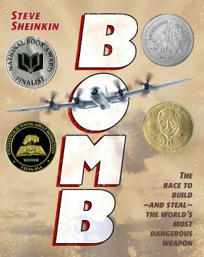 Bomb book cover
