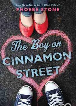 The Boy On Cinnamon Street book cover