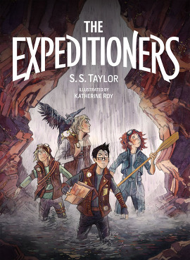 The Expeditioners book cover