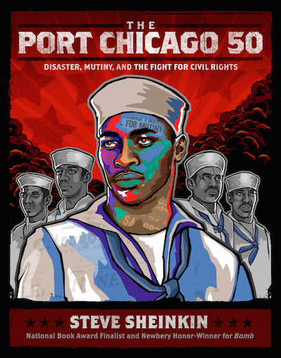 The Port Chicago 50 book cover