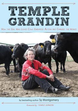 Temple Grandin book cover