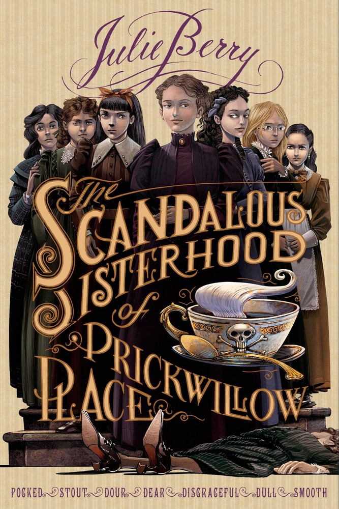 The Scandalous Sisterhood of Prickwillow Place book cover