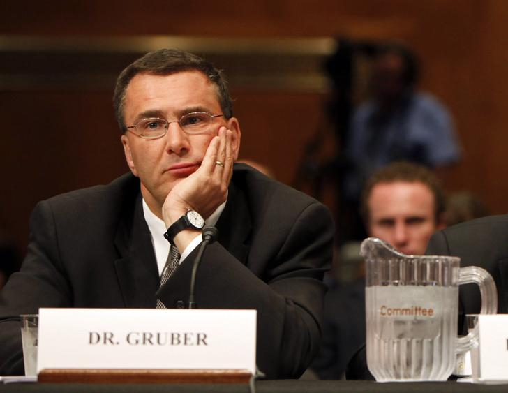 Despite National Controversy, Shumlin Sticking With Gruber