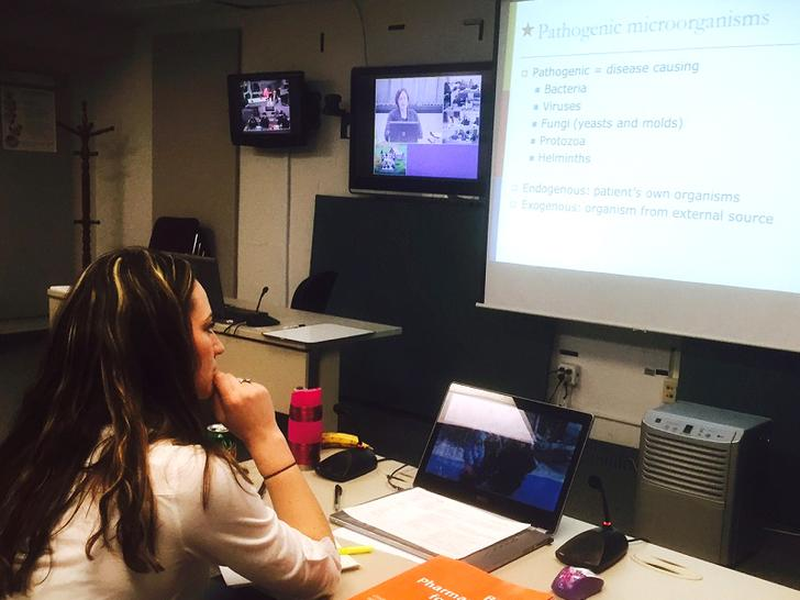 Classrooms Hope To Provide Long-Distance Learning Despite Budget Cuts